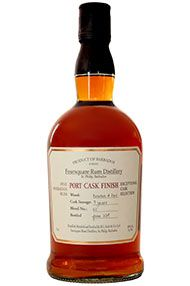 Foursquare 9 Year Old Port Cask Finish, Barbados Rum (40%)