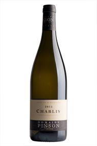 2015 Chablis, Domaine Pinson