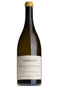 2015 Pouilly-Vinzelles, Les Quarts, Dom. de la Soufrandière, Bret Bros