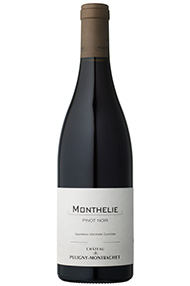 2015 Monthélie Rouge, Ch. de Puligny-Montrachet