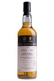 2007 Berrys' Own Selection Glen Moray, Cask No 5666, Malt Whisky, 46.0%
