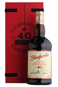 Glenfarclas, 40-year-old, Speyside, Single Malt Whisky (43%)