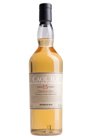 Caol Ila Unpeated, 15-year-old, Malt Whisky, Bottled 2016, 61.5%