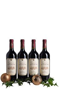 2006 Ch. du Tertre, Margaux Pack of 4 x 75cl