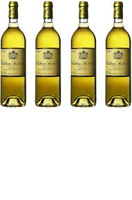 1989 Ch. Suduiraut, Sauternes, Pack of 4 x 37.50cl