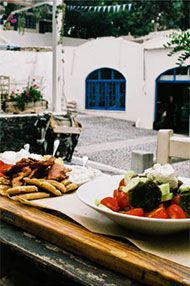 Hellenic Inspiration: Food and Wine Matching, Friday 28th July 2017