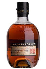 1988 The Glenrothes, 2nd Edition, Single Malt Scotch Whisky, 44.1%