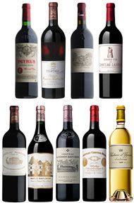 2009 Bordeaux Primeur Cru, Assortment Case (9 Btl)