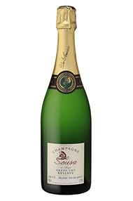 Champagne de Sousa, Blanc de Blancs Brut Réserve, Grand Cru