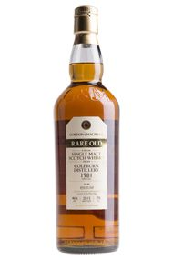 1981 Coleburn, Speyside, Single Malt Scotch Whisky (46%)