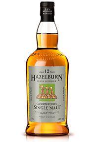 Hazelburn 12-Year-Old, Springbank Distillery, Campbeltown (46%)
