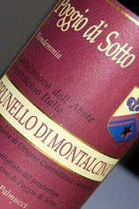 2005 Brunello di Montalcino, Fattoria Poggio di Sotto, Tuscany