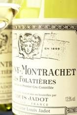 2009 Puligny-Montrachet, Les Folatières, 1er Cru, Louis Jadot