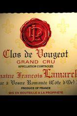 2009 Clos de Vougeot, Grand Cru Domaine Lamarche