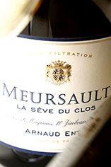 2009 Meursault, La Sève du Clos, Domaine Arnaud Ente