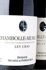 2009 Chambolle-Musigny, Les Cras, Patrice et Michèle Rion