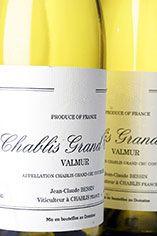 2009 Chablis, Valmur, Grand Cru, Jean-Claude Bessin