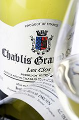 2009 Chablis Les Clos, Grand Cru J.P. & Benoît Droin