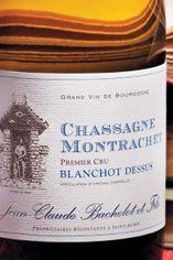 2009 Chassagne-Montrachet, Blanchots, 1er Cru, Jean-Claude Bachelet