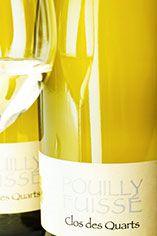 2010 Pouilly-Fuissé,'Clos des Quarts', Olivier Merlin
