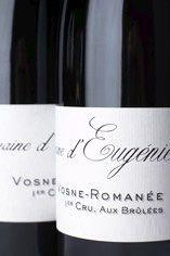 2009 Vosne-Romanée, Les Brûlées Domaine d'Eugénie