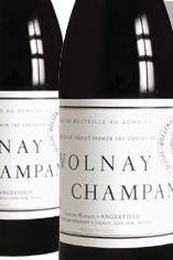 2002 Volnay, 1er Cru Champans, Marquis d'Angerville