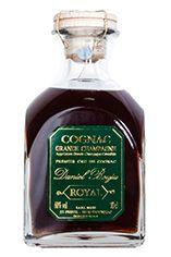 Cognac Grande Champagne, Royal, 15-year-old, Daniel Bouju (60%)