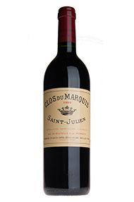 1999 Clos du Marquis, St Julien