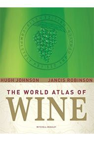 The World Atlas of Wine, H. Johnson and J. Robinson