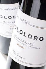 2007 Montefalco Rosso, 'Sololoro', Az. Agr. Fontecolle, Umbria