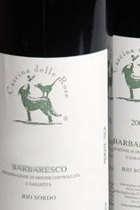 2008 Barbaresco Cru Rio Sordo, Barbaresco, Cascina delle Rose