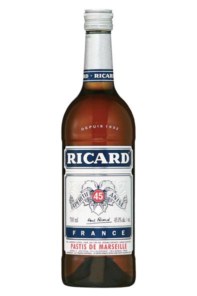 Ricard, Pastis de Marseille (45%)
