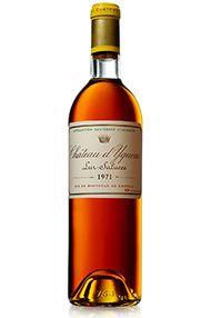 1971 Ch. d'Yquem, Sauternes