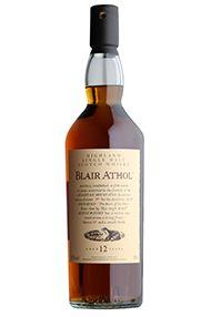 Blair Athol, 12-year-old, Highland, Single Malt Scotch Whisky (43%)