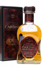 Cardhu, 12-year-old, Speyside, Single Malt Scotch Whisky (40%)