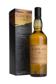 Caol Ila, 18-year-old, Islay, Single Malt Scotch Whisky (43%)
