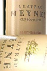 2001 Ch. Meyney, St Estephe