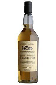 Teaninich, 10-year-old, Highland, Single Malt Scotch Whisky (43%)