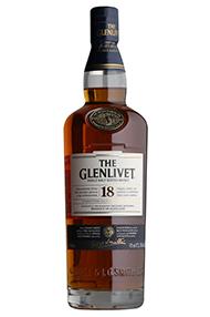 Glenlivet, 18-year-old, Speyside, Single Malt Scotch Whisky (43%)
