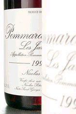 2001 Pommard, Les Jarolièress, 1er Cru Nicolas Potel