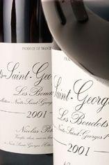 2001 Nuits Saint Georges, Boudots, 1er Nicolas Potel
