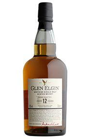 Glen Elgin, 12-year-old, Speyside, Single Malt Whisky, 43.0%