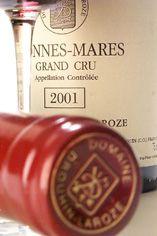 2002 Bonnes-Mares, Grand Cru, Domaine Drouhin-Laroze