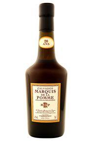 Calvados Marquis de la Pomme 20-year-old