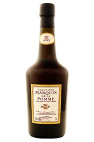 Calvados Marquis de la Pomme 30 yrs.