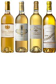 2003 Liquid Gold Assortment Case 2003 Sauternes (24 x 375ml)