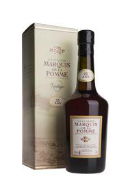 Marquis de la Pomme, 25-year-old, Domaine du Coquerel, 42%
