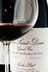 2003 Clos St Denis, Grand Cru, Maison Nicolas Potel