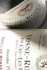 2003 Vosne-Romanée, Les Chaumes, 1er Cru Domaine Robert Arnoux