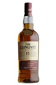 Glenlivet French Oak, 15-year-old, Speyside, Single Malt Whisky (40%)